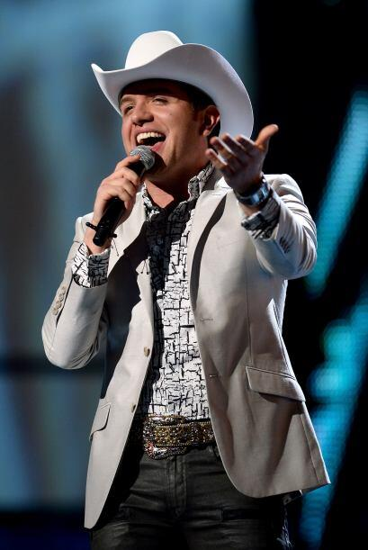 Tomando el escenario de los Latin Grammy.