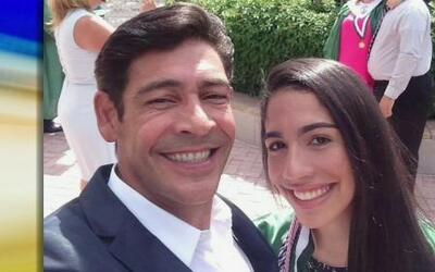 Thalía, la hija de Johnny Lozada se graduó