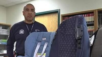 Cap. Ray García del Departamento de Bomberos de Phoenix.