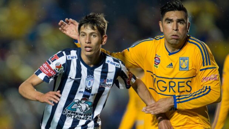 El joven futbolista del Pachuca suena para emigrar a Europa.