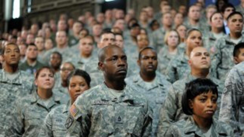 El informe del Pentágono también indicó que el 62 por ciento de las pers...