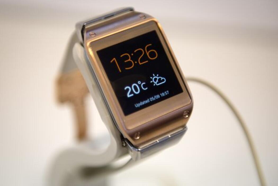 El Samsung Galaxy Gear es un reloj inteligente desarrollado y producido...