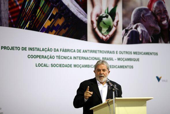 En Mozambique, Brasil está especialmente presente en el sector mi...