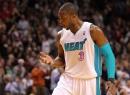 Con los colores de Miami Vice el uniforme del Heat