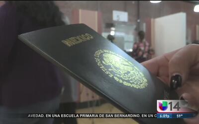 Recomendaciones para viaje de inmigrantes fuera del país