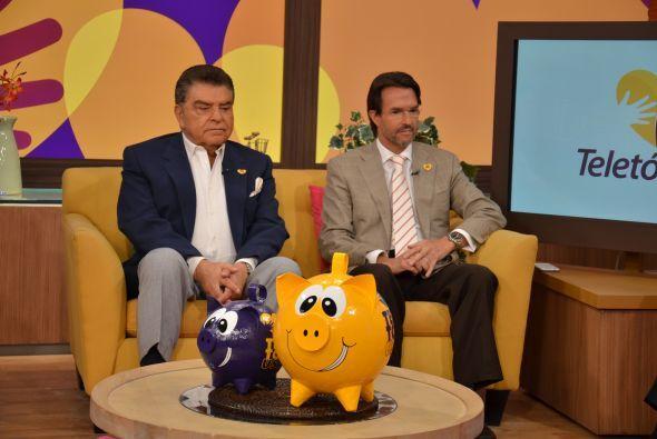 Como presidente encargado de la asociación de Teletones, Don Francisco n...
