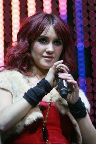 Con RBD pudo viajar por todo el mundo, llevando su canto latino a varias...