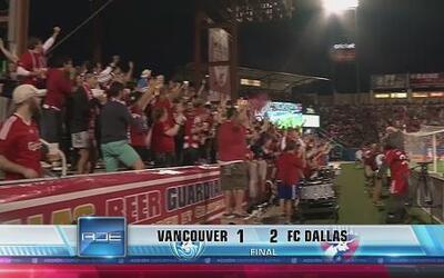 FC Dallas vence a Vancouver en celebración hispana