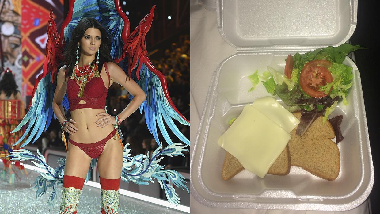 """La estafa """"de lujo"""" a la que Kendall Jenner y otras modelos le pusieron..."""