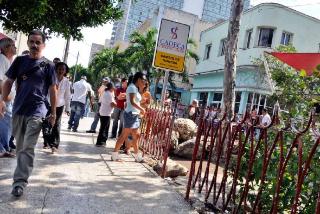 El VI Congreso del PCC ratificó este plan de reformas en un cónclave cel...