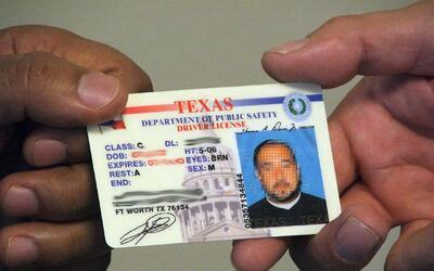 Licencia de conducir de Texas