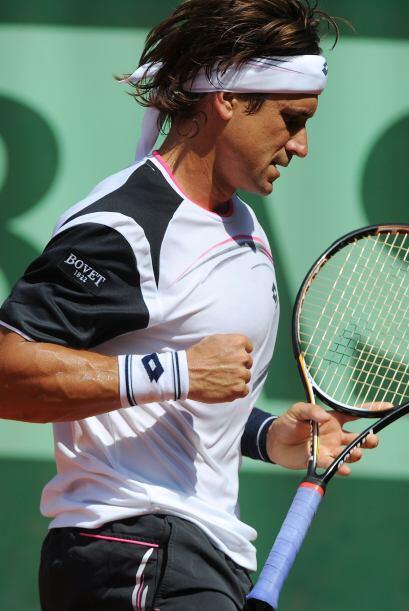 El español David Ferrer, sexto favorito, tuvo un convincente debut al su...