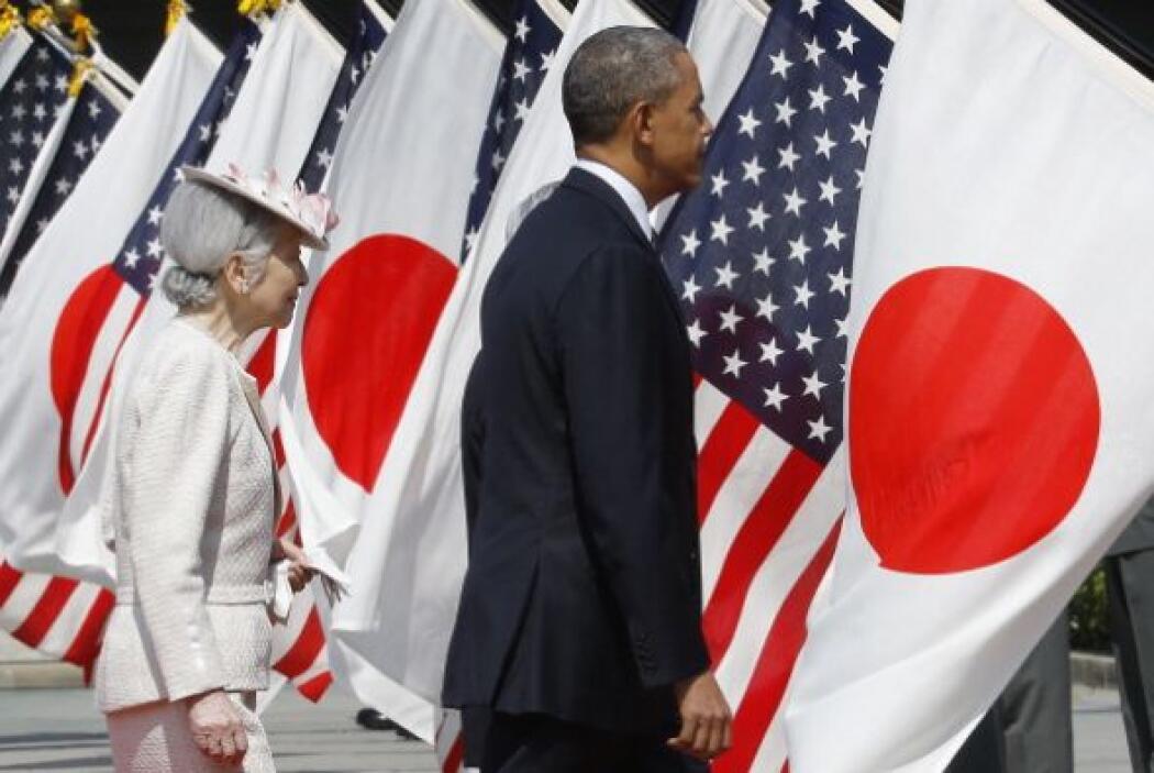En medio de tensiones diplomáticas y territoriales con sus vecinos, Toki...