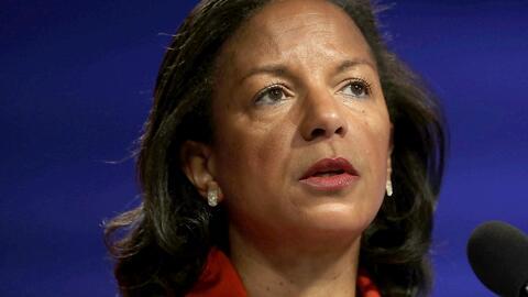 Exasesora de Seguridad Nacional Susan Rice se defiende de las acusacione...