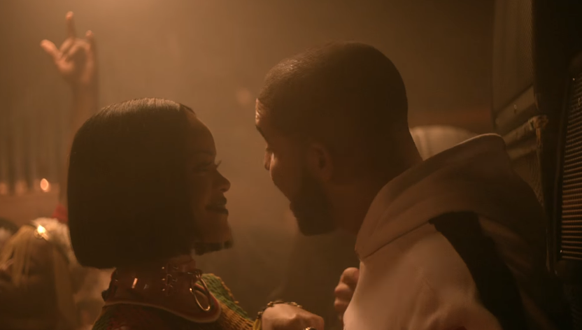 Rihanna acaba de publicar el video musical del tema Work. Mira lo que co...