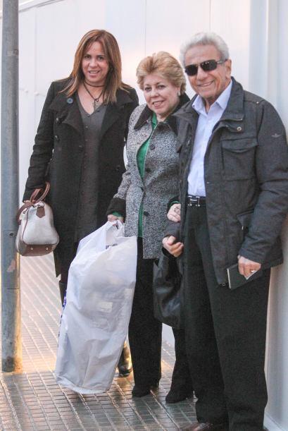 Nidia y William, los padres de Shakira y orgullosos abuelos. Mira aquí l...