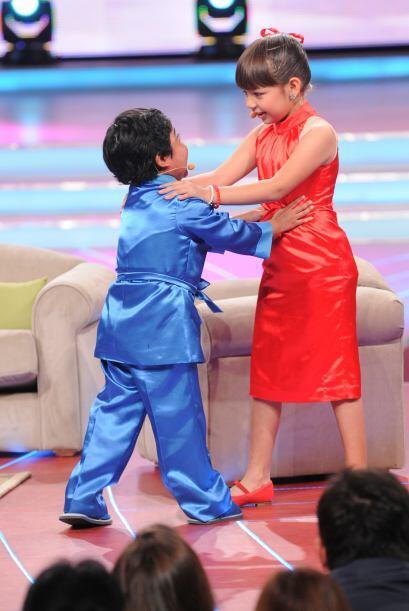 Telesa regresó para conquistar el amor y dinero de Rogelio, pues...
