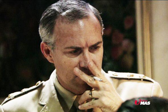 Guerrero contrató a un investigador privado para que siguiera a s...