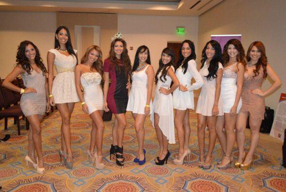 Alexandra Montalvo Son 10 las chicas puertorriqueñas que tendr&aa...