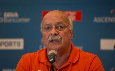 Enrique Bonilla, president ede la Liga MX