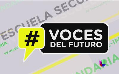 Especial Voces del futuro, parte 1