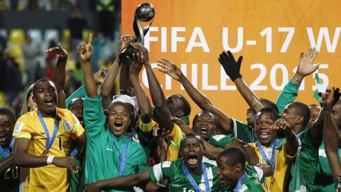 Nigeria venció en la final a Mali
