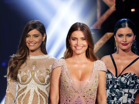 Nuestra bella presentadora también se coronó en #NBL VIP c...