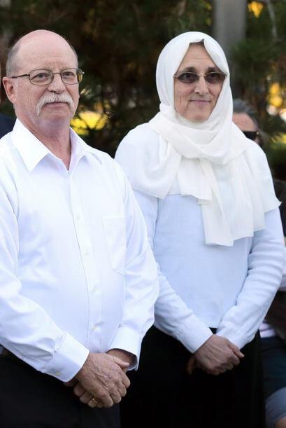 Hace unos días la pareja le pidió a ISIS, a través de un video, que deja...