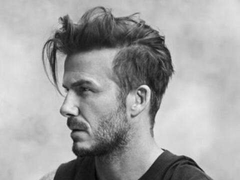 David Beckham ya no sólo es apasionado del fútbol, sino ta...