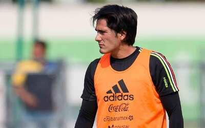 Jorge Hernández, emocionado por tener su primer llamado al Tri a los 27...