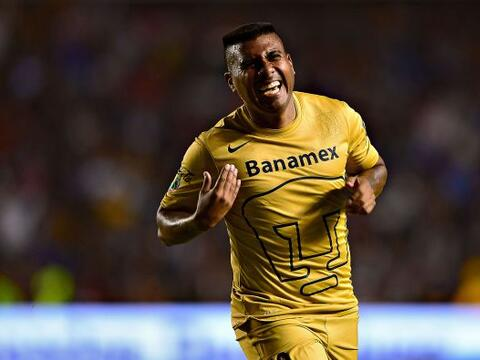 El jugador de la semana: Daniel Ludueña. Gol y asistencia del med...