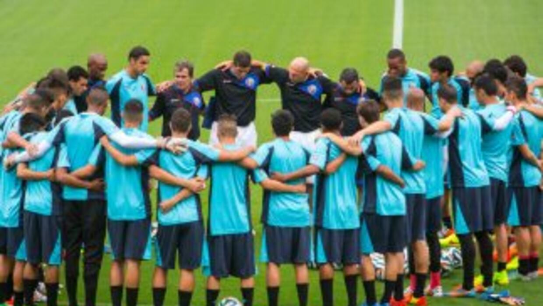 José Luis Pinto, técnico de Costa Rica, afirmó que ya tiene lista la ali...