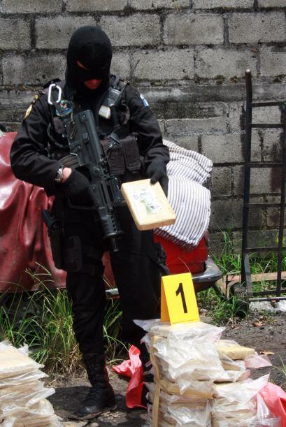 Según el funcionario estadounidense, esa presencia de la droga en territ...