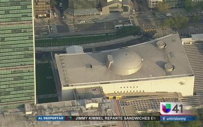 La Asamblea General de la ONU inicia con medidas de seguridad reforzada