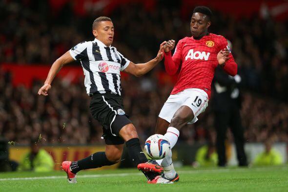 El marcador final favoreció al Man-United, que se impuso por 2-1.