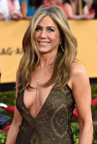 Jennifer Aniston cumple 46 años y luce espectacular.