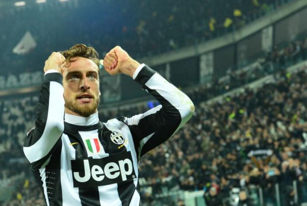 Continuamos con el italaino Claudio Marchisio, uno de los pilares de la...