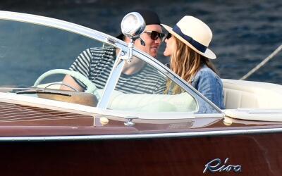 Gisele y Tom