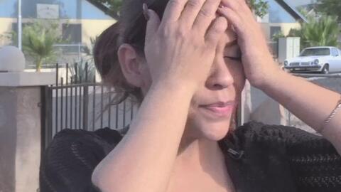 Drama de mujer que vive en el desamparo con sus nueve hijos por la deten...