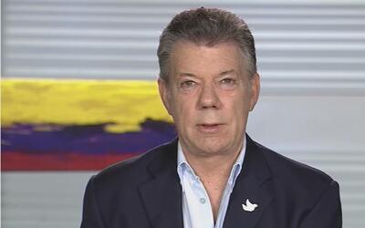 Con estas palabras Santos intenta dar nuevas esperanzas de paz en Colombia