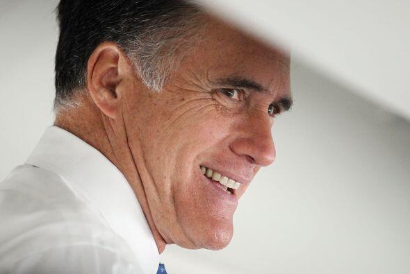 Romney y Obama en Florida