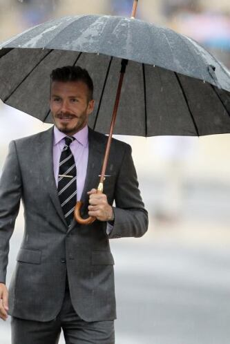 Lugar 8: David Beckham.