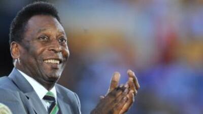 Pelé volvió a criticar a Menezes.