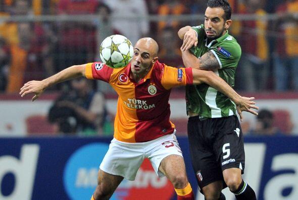 Galatasaray tampoco sacó un resultado favorable, incluso a pesar de que...