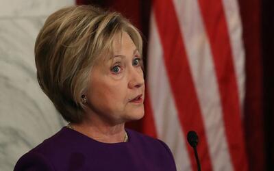 Hillary Clinton advierte sobre el peligro de las 'noticias falsas'