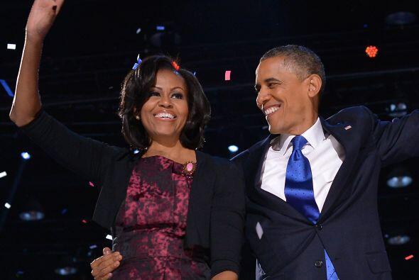 Noviembre 6- El demócrata Barack Obama es reelegido presidente de...