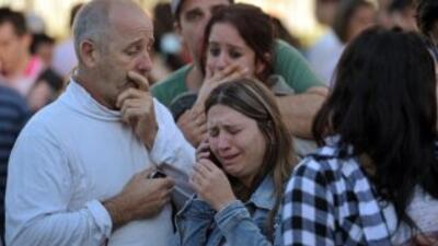 Por lo menos 245 muertos en un incendio en una discoteca en Santa Maria,...