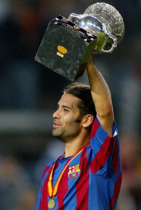 Con los blaugranas, Rafa Márquez consiguió 12 títulos;  Cuatro Ligas, do...