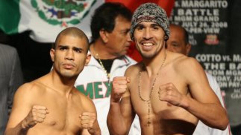 Miguel Cotto y Antonio Margarito se volverá a encontrar el 3 de diciembre.