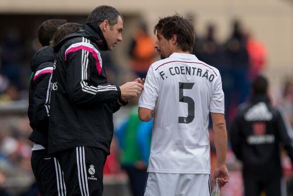Fabio Coentrao parece tener los días contados en el Real Madrid. Entre l...